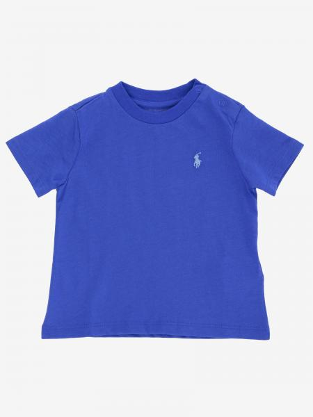 T-shirt Polo Ralph Lauren Infant con logo