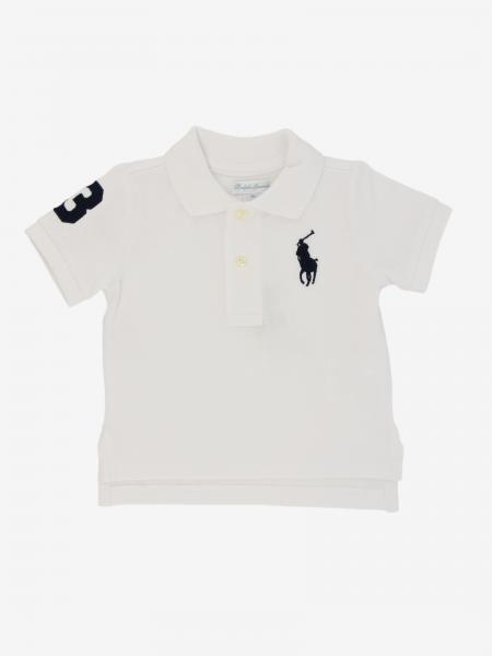 Polo Polo Ralph Lauren Infant con logo