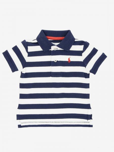 Polo Polo Ralph Lauren Infant a fasce bicolor