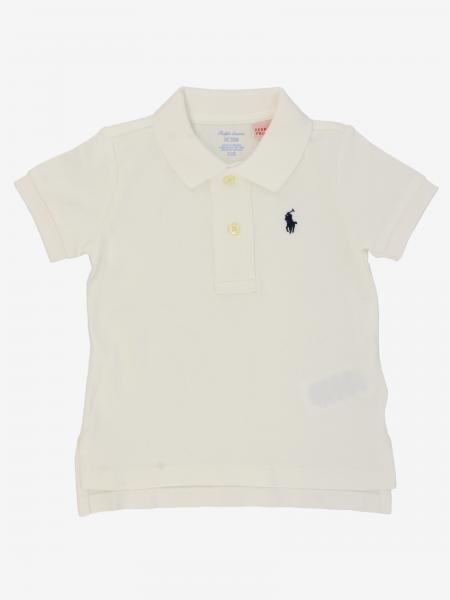 Polo Polo Ralph Lauren Toddler con logo ricamato