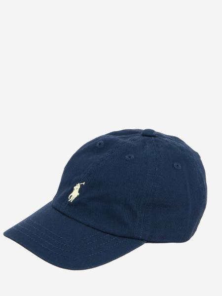 Polo Ralph Lauren Infant hat with logo