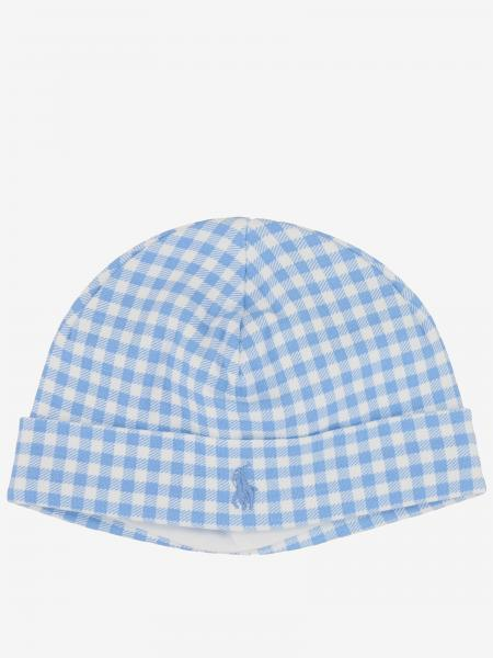 Polo Ralph Lauren Infant vichy hat