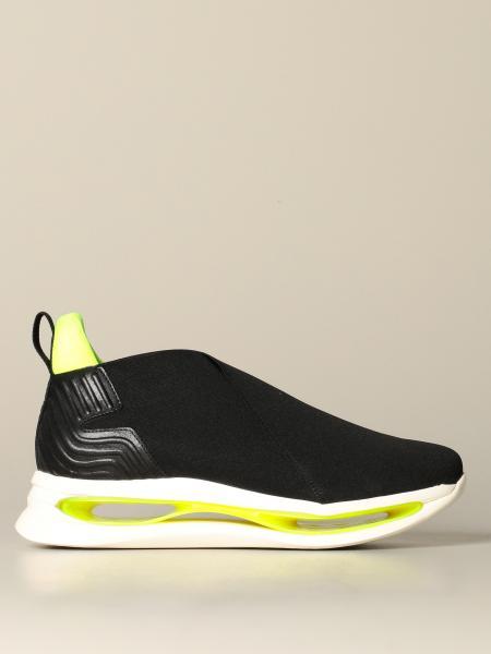 Sneakers Arkistar in tessuto tecnico e pelle