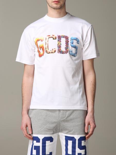 T-shirt Gcds a maniche corte con logo