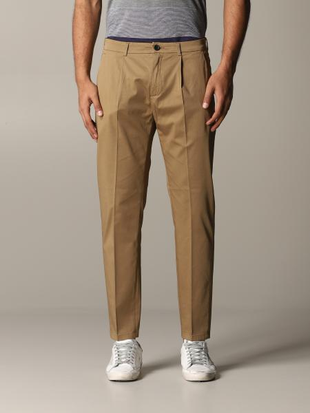 Pantalone Department 5 in raso stretch