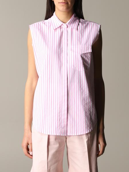Chemise rayée Department 5