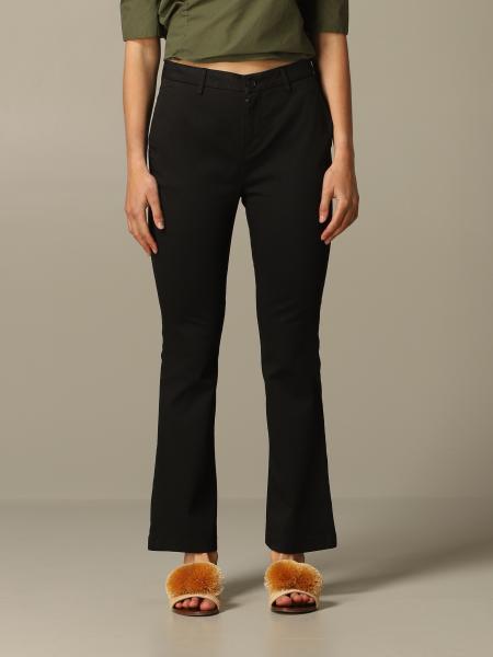 Pantalone Sax Department 5 in gabardine slim
