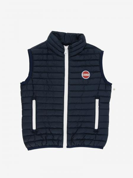 Colmar vest down jacket with 100 gram logo