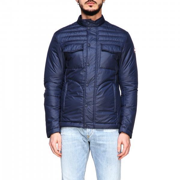 Colmar 100 grams down jacket  with logo