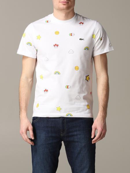 T-shirt men Lacoste