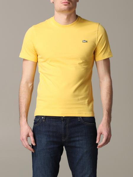 T-shirt men Lacoste L!ve