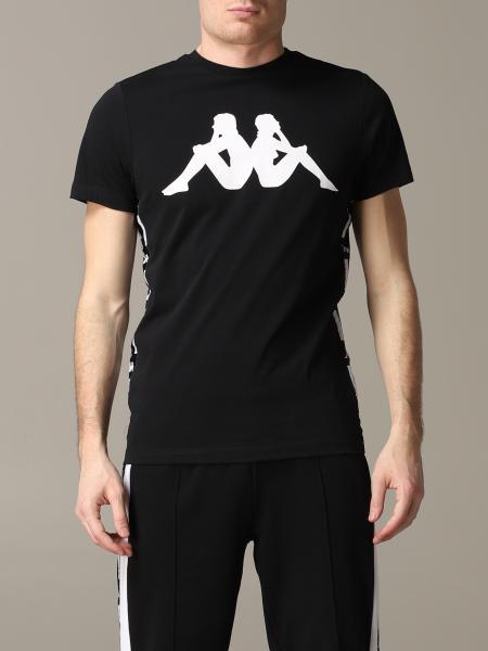 T-shirt Kappa a maniche corte con logo