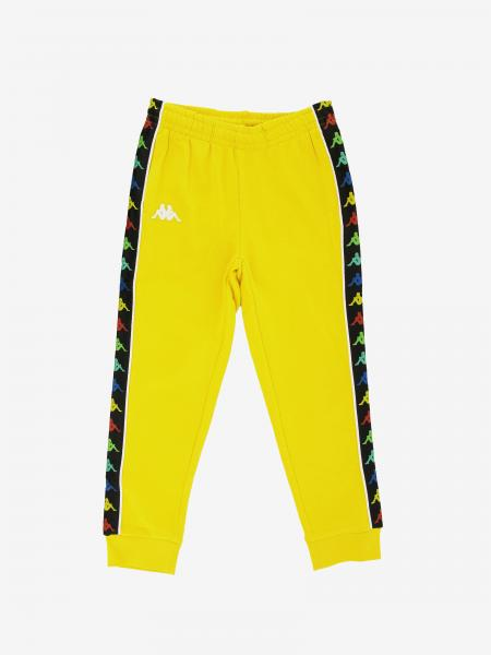 Pantalon de jogging Kappa avec bandes logo
