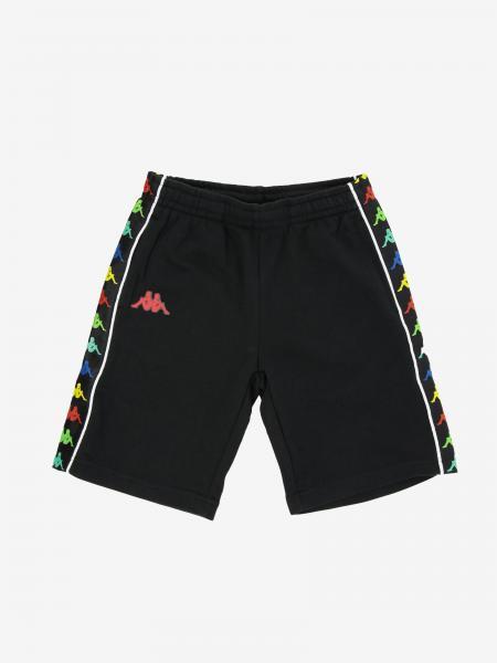 Pantaloncino Kappa con bande logate
