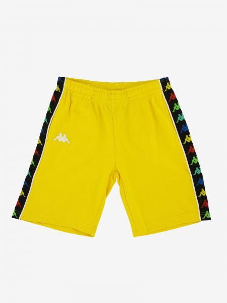 Kappa shorts with logoed bands