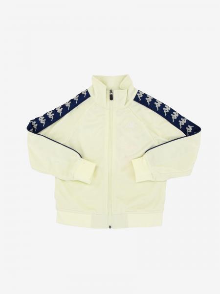 Kappa sweatshirt with zip