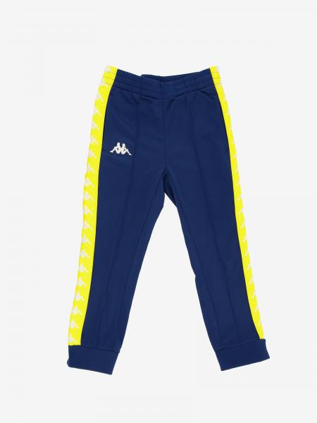 Kappa jogging trousers with logo
