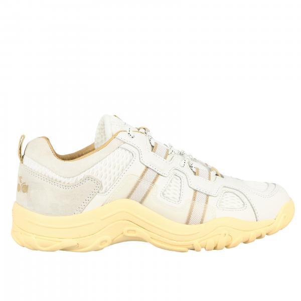 Sneakers sneakers alpaca diadora in pelle rete e camoscio Diadora - Giglio.com