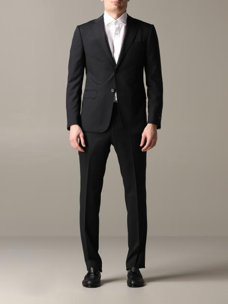 Z Zegna 240gr drop 7 wool suit