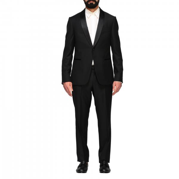 Z Zegna tuxedo suit in wool drop 8