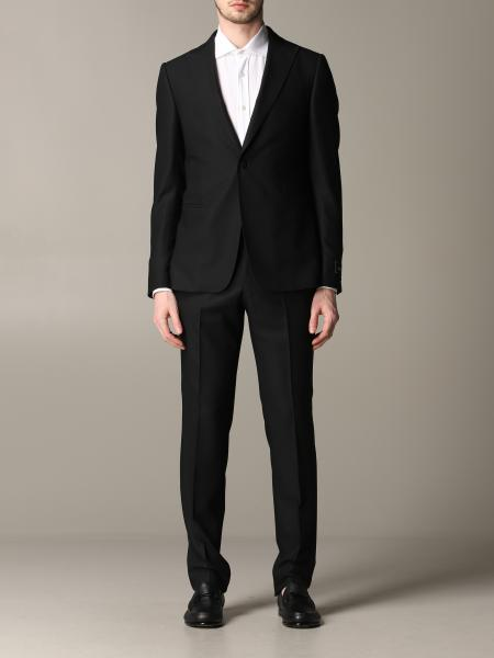 Z Zegna drop 8 suit in sable wool