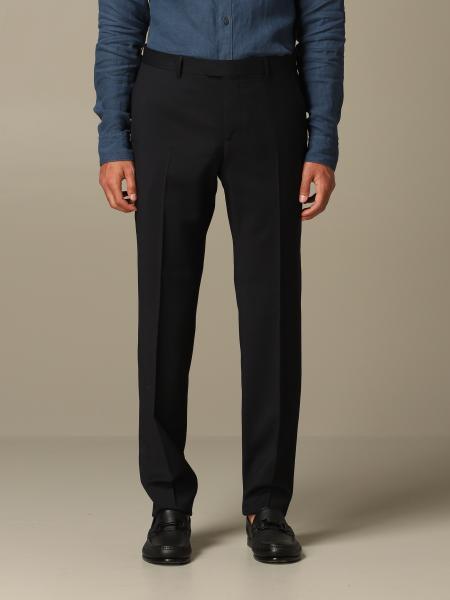 Pantalone Z Zegna in lana stretch 235 gr