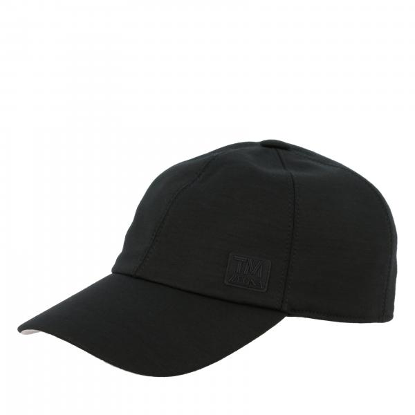 Z Zegna baseball cap in techmerino wool