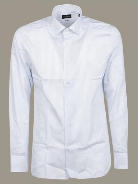Shirt men Ermenegildo Zegna