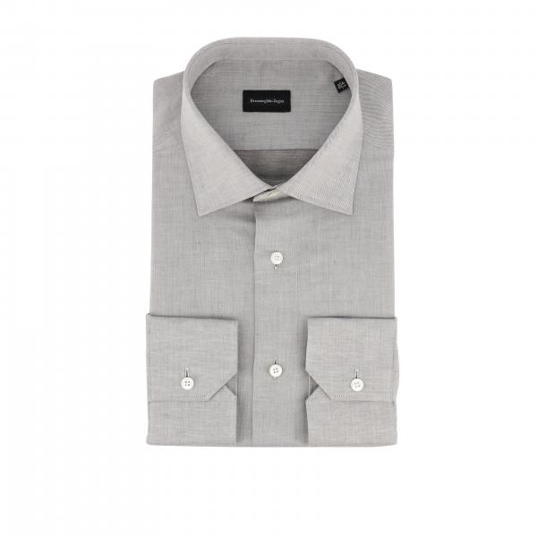 Ermenegildo Zegna 标准领衬衫