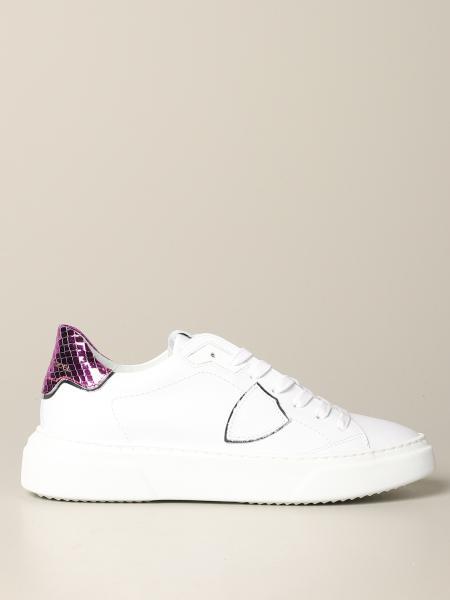 Philippe Model Temple Leder Sneaker