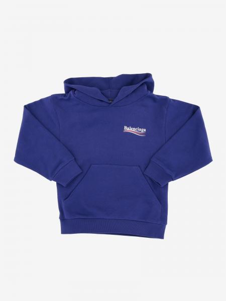 Balenciaga Kapuzen Pullover
