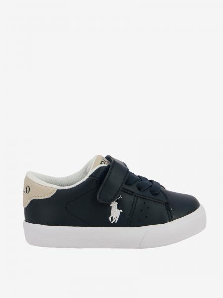 Theron ez Polo Ralph Lauren sneakers in leather