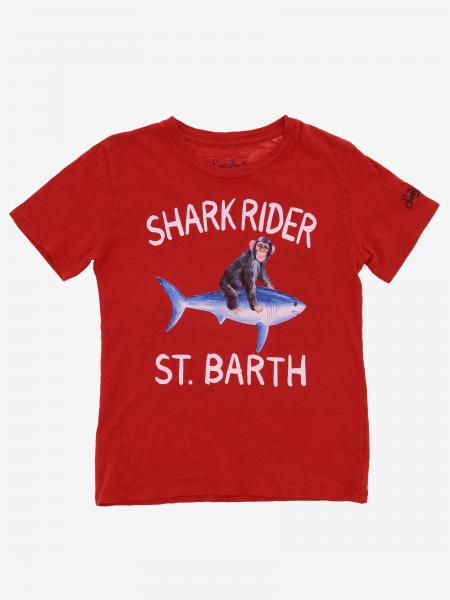 T-shirt enfant Mc2 Saint Barth