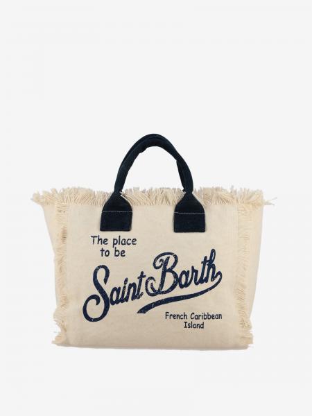 Colette MC2 Saint Barth shopping bag in canvas