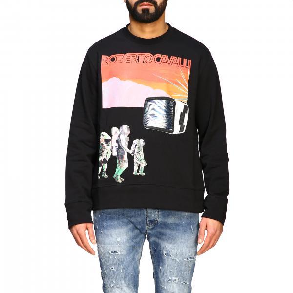 Sweatshirt herren Roberto Cavalli