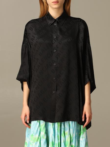 Рубашка Женское Balenciaga