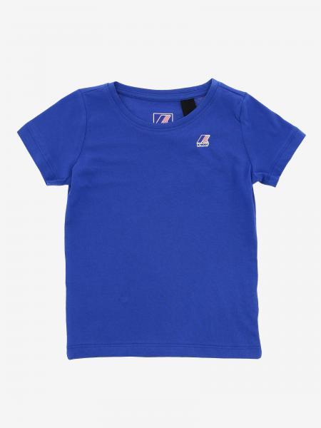 T-shirt kinder K-way
