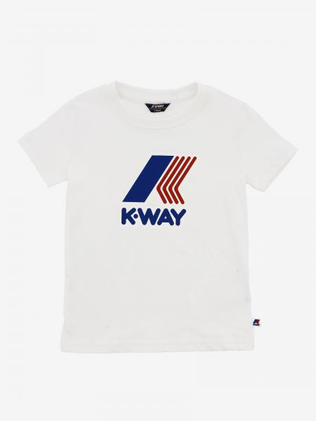 T-shirt kids K-way