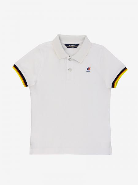Polo shirt kids K-way