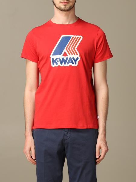 Футболка Мужское K-way