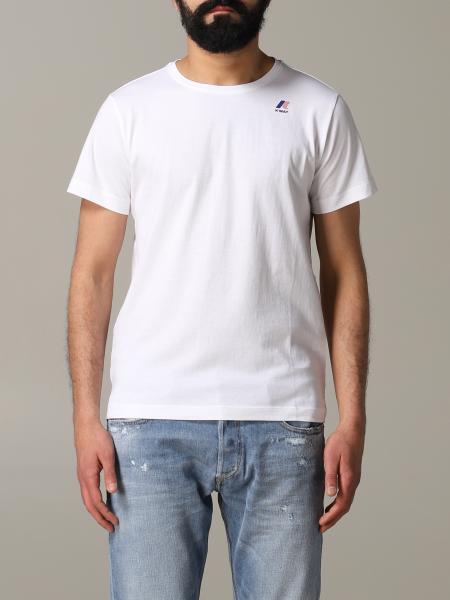 T-shirt Edouard K-way a maniche corte con logo