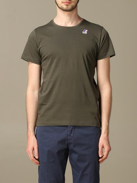 T-shirt homme K-way