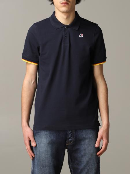 Polo shirt men K-way