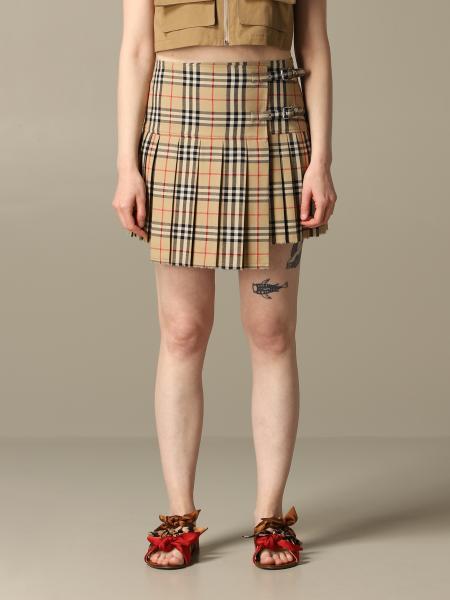 半身裙 女士 Burberry