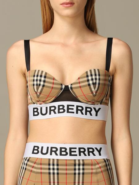 泳装 女士 Burberry