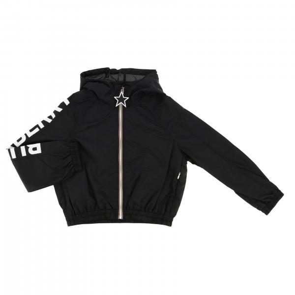 Burberry nylon jacket with logo