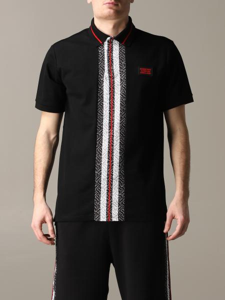 Polo shirt men Burberry