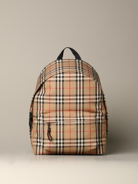 Bags men Burberry