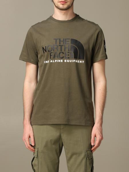 T-shirt herren The North Face