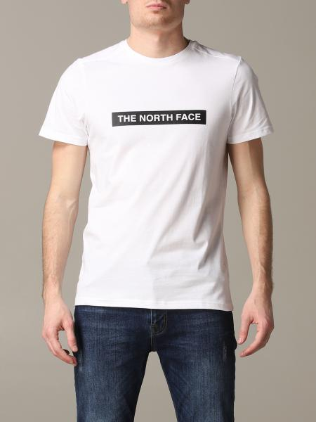 T-shirt The North Face a maniche corte con logo